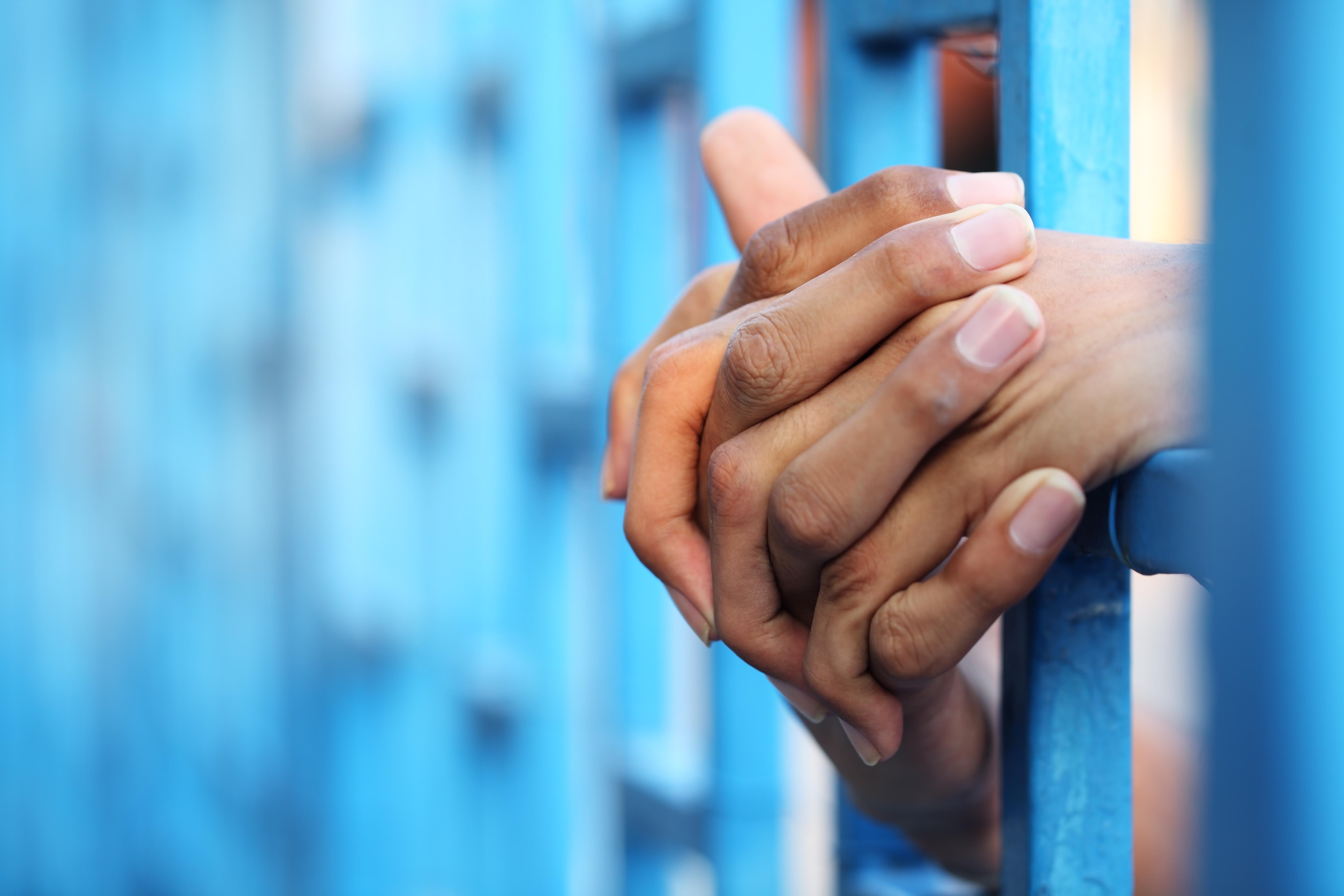 Prisoner's Hands