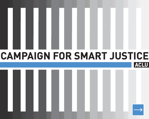 Logo of the ACLU Campaign for Smart Justice
